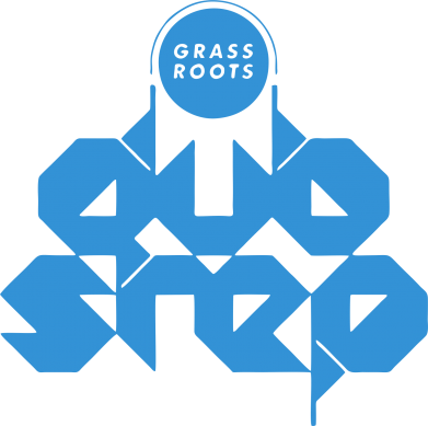 Принт Штаны Dub Step Grass Roots - FatLine