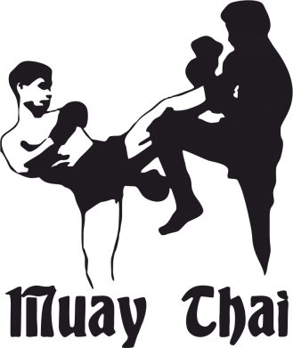 Принт Толстовка Muay Thai Fighters - FatLine