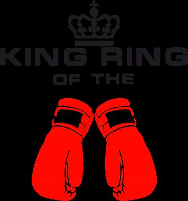 Принт Фартук King Ring - FatLine