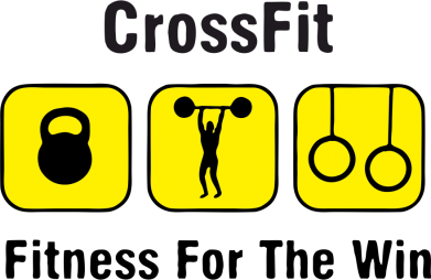 Принт Толстовка Crossfit Fitness For The Win - FatLine