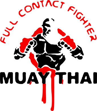 Принт Подушка Muay Thai Full Contact - FatLine