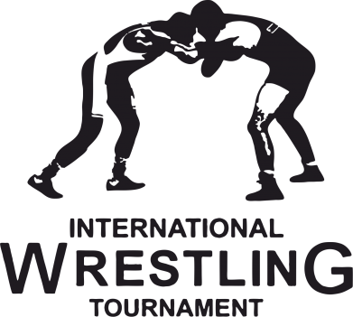 Принт Женская майка International Wrestling Tournament - FatLine