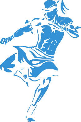 Принт Сумка Muay Thai Low Kick - FatLine