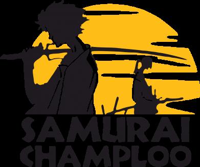 Принт Подушка Samurai Champloo - FatLine