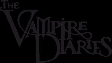 Принт Кружка 320ml Дневники Вампира Лого - FatLine