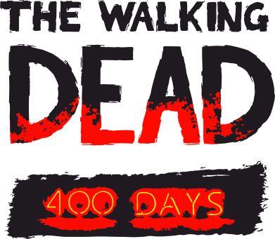 Принт Кружка 320ml The Walking Dead 400 days - FatLine