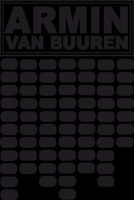 Принт Фартук Armin Van Buuren Trance - FatLine