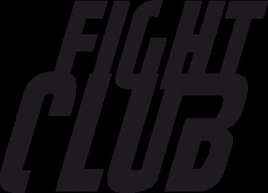 Принт Детская футболка Fight Club - FatLine