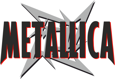Принт Сумка Metallica Logo - FatLine