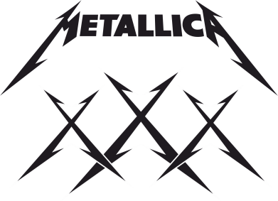Принт Штаны Metallica XXX - FatLine