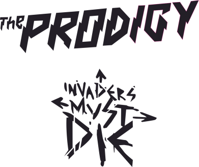 Принт Толстовка The Prodigy Invanders Must Die - FatLine