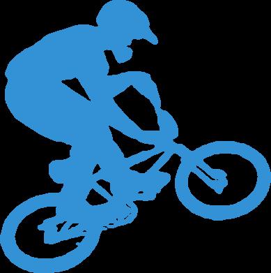 Принт Штаны BMX Extreme - FatLine