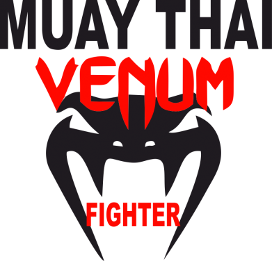 Принт Подушка Muay Thai Venum Fighter - FatLine