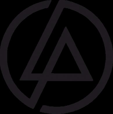 Принт Подушка LP logo - FatLine
