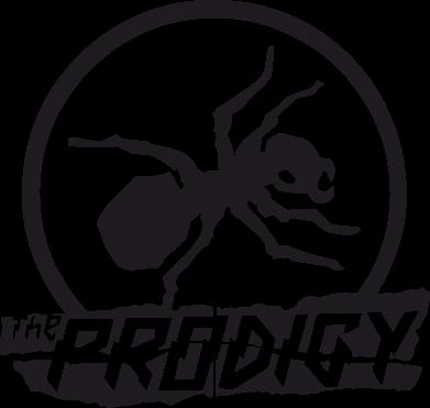 Принт Наклейка The Prodigy муравей - FatLine