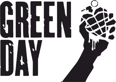 Принт Подушка Green Day American Idiot - FatLine