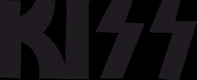 Принт Кепка-тракер Kiss Logo - FatLine