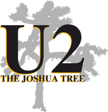 Принт Сумка U2 The Joshua Tree - FatLine