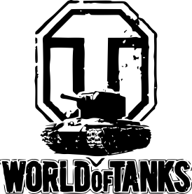 Принт Фартук Логотип World Of Tanks - FatLine