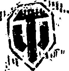 Принт Кепка-тракер Отпечаток гусениц WOT - FatLine
