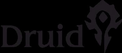 Принт Женская футболка Druid Orc - FatLine