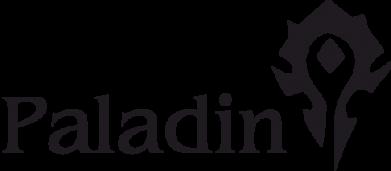 Принт кепка Paladin - FatLine