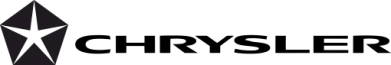Принт Подушка Chrysler Logo - FatLine