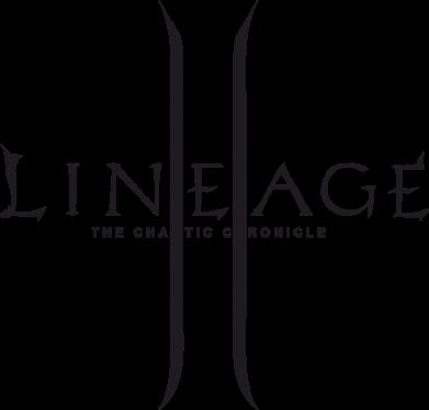 Принт Женская футболка поло Lineage ll - FatLine