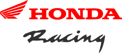 Принт Кружка 320ml Honda Racing Logo - FatLine