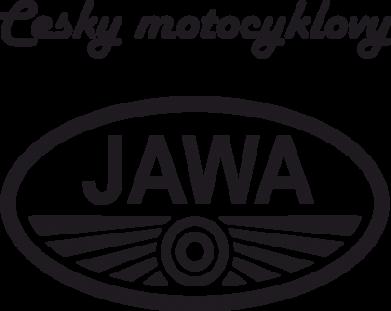 Принт Штаны Java Cesky Motocyclovy - FatLine