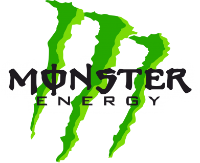 Принт Футболка Поло Monster Energy - FatLine