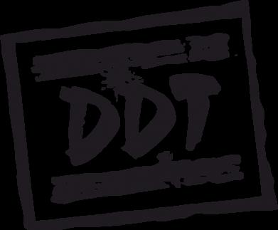 Принт Тельняшка с длинным рукавом DDT (ДДТ) - FatLine