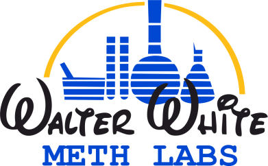 Принт Футболка Walter White Meth Labs - FatLine