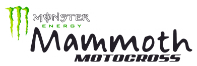 Принт Футболка Поло Monster Energy Mammoth Motocross - FatLine