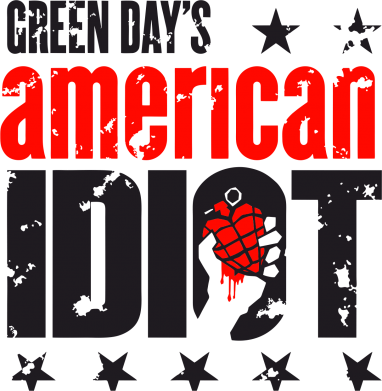 Принт Подушка Green Day's American Idiot - FatLine