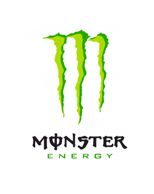 Принт Штаны Monster Energy Paint - FatLine