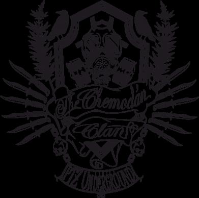 Принт Сумка Chemodan Clan PTZ Underground - FatLine