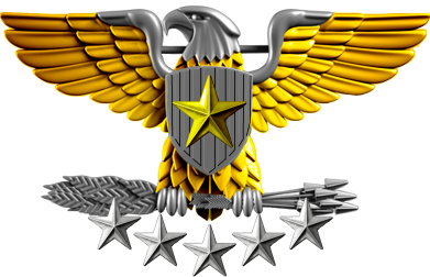 Принт Подушка Battlefield 3 Colonel Service Star 100 - FatLine