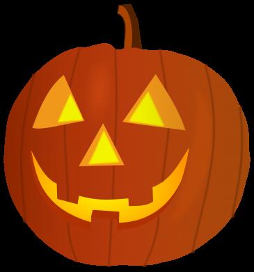 Принт Футболка Тыква Halloween - FatLine