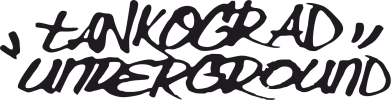 Принт Подушка Tankograd Logo - FatLine