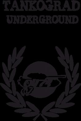 Принт Фартук Tankograd Underground - FatLine
