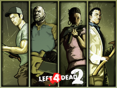 Принт Фартук Left 4 Dead 2 - FatLine