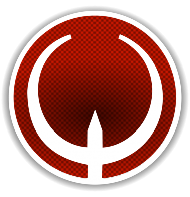 Принт Мужские шорты Quake Logo - FatLine