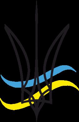 Принт Реглан (свитшот) Кумедний герб України - FatLine