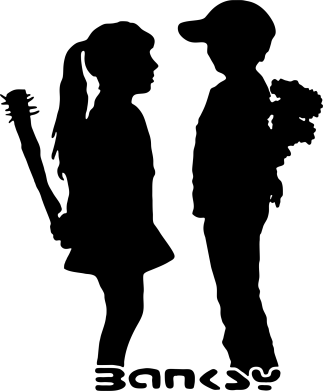 Принт Кружка 320ml Пара - FatLine