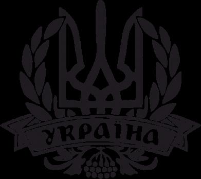 Принт Сумка Вінок з гербом - FatLine