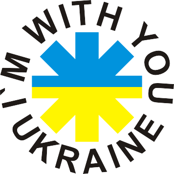 Принт Кружка 320ml Ukraine, i'm with you - FatLine