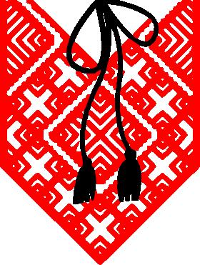 Принт Камуфляжная футболка Вишиванка з зав'язкою - FatLine