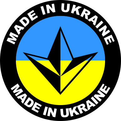 Принт Майка-тельняшка Made in Ukraine - FatLine