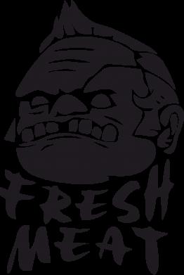 Принт Сумка Fresh Meat Pudge - FatLine